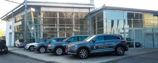 Автомобільний дом «Соллі-Плюс» | офіційний дилер Volkswagen