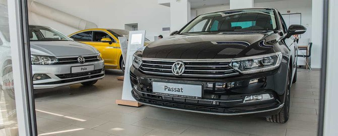 Автомобільний дом «Соллі-Плюс»   офіційний дилер Volkswagen